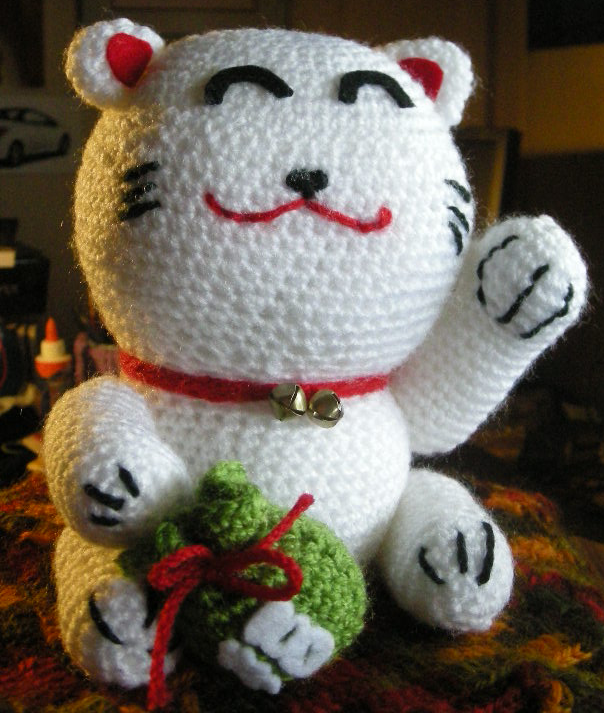 Amigurumi Cat Pattern Japanese : Journey To Crochet Enjoy the process of reaching your ...