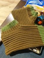 Crochet socks for Mum